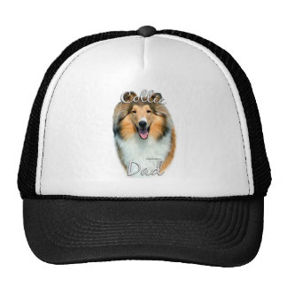 Collie (rough) Dad 2 Trucker Hat