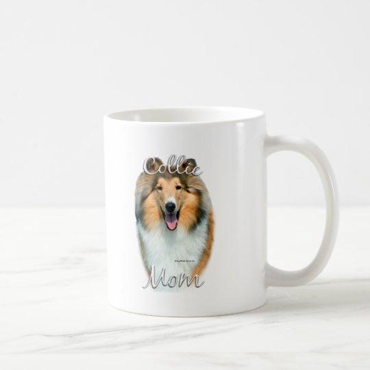 Collie (rough) Mom 2 Coffee Mug