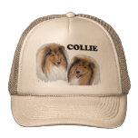 Collie Trucker Hat