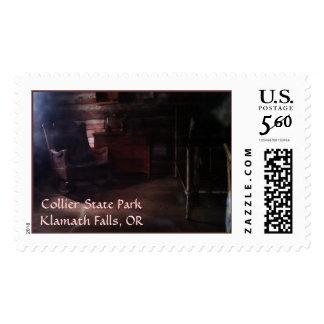Collier State Park Klamath Falls Oregon Postage
