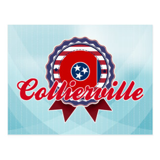 Collierville, TN Post Card