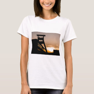 Colliery in the sunset T-Shirt