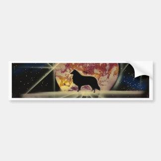 Collie's Crystal Lake Bumper Sticker