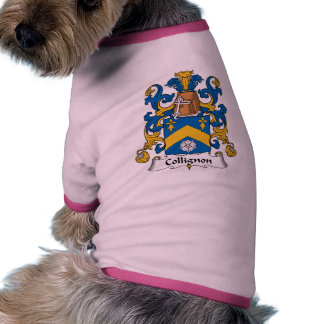 Collignon Family Crest Dog Clothing