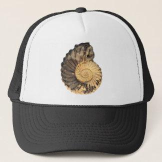Collignoniceras woollgari-Cretaceous ammonite Trucker Hat