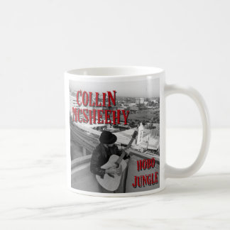 Collin McSheehy (Hobo Jungle Album Cover) Coffee Mug