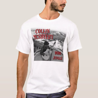 Collin McSheehy (Hobo Jungle Album Cover) T-Shirt