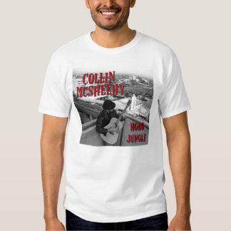 Collin McSheehy (Hobo Jungle Album Cover) Tee Shirt