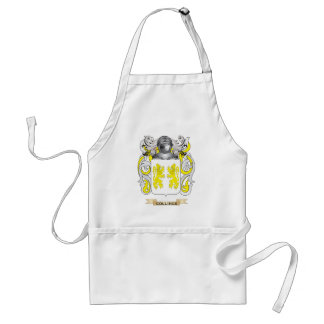 Collings Coat of Arms Aprons