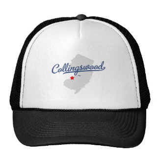 Collingswood New Jersey NJ Shirt Trucker Hat