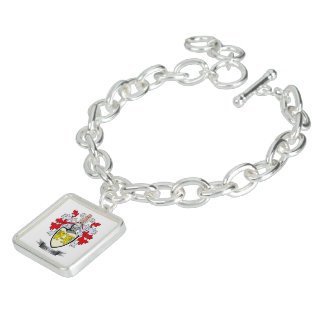 Collins Coat of Arms Bracelet