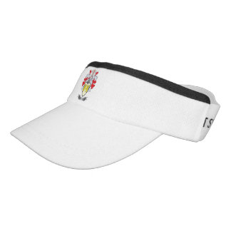 Collins Coat of Arms Visor