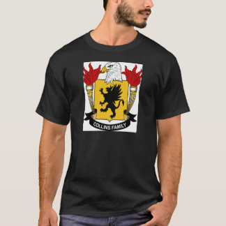 Collins Family Coat of Arms T-Shirt