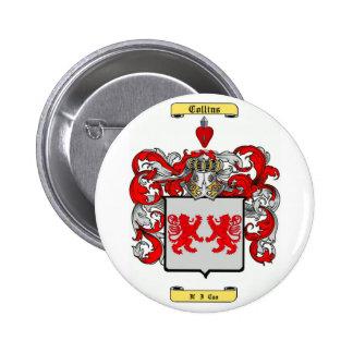 collins (irish) button