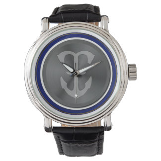 Collins Oceanic Watch: Executive Edition Wrist Watch