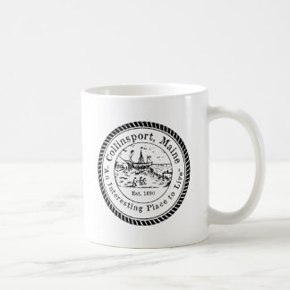 Collinsport, Maine Official Seal Classic White Coffee Mug