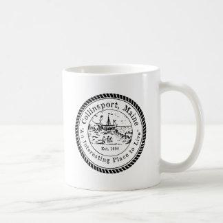 Collinsport, Maine Official Seal Coffee Mug