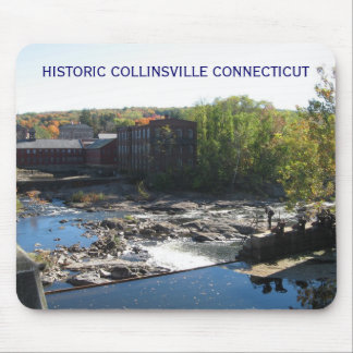 Collinsville Ax Factory Mouse Pad