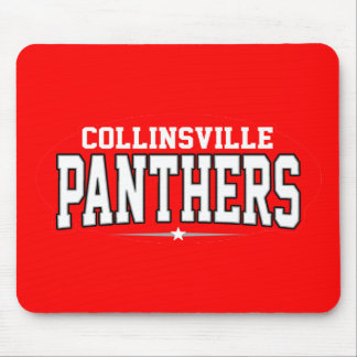 Collinsville High School; Panthers Mouse Pad