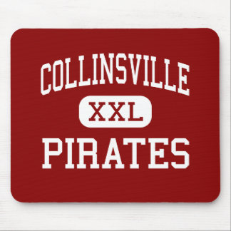 Collinsville - Pirates - High - Collinsville Texas Mouse Pad