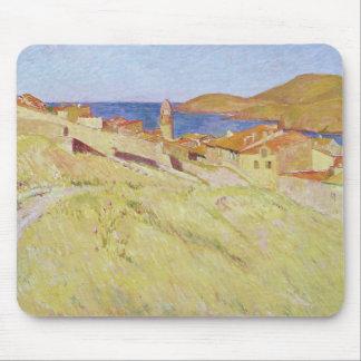 Collioure Landscape Mouse Pad