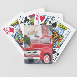 Collision Center Playing Cards
