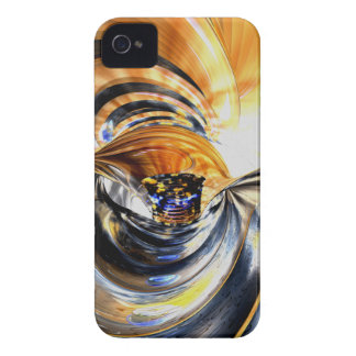 Collision Course Abstract Blackberry Bold Case