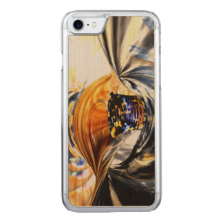 Collision Course Abstract Carved iPhone 8/7 Case
