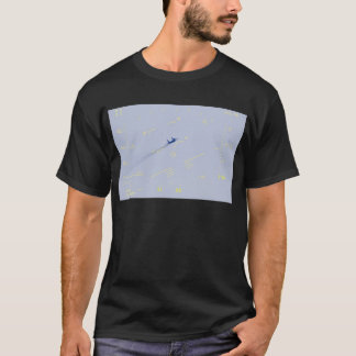 collision course, head up display (hud) view T-Shirt