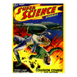 Collision Course! Post Cards