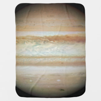 Collision Leaves Giant Jupiter Bruised Baby Blankets