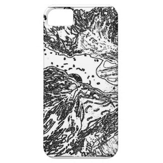 Collision of worlds iPhone SE/5/5s case