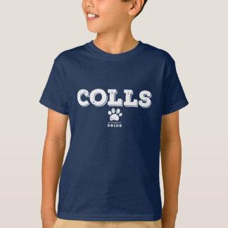 COLLS Panther Paw Print Kids Tee