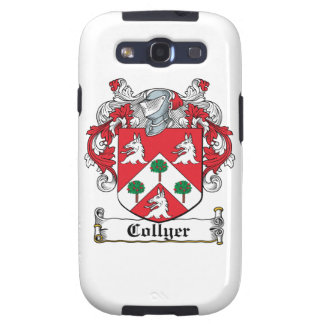Collyer Family Crest Samsung Galaxy SIII Cases