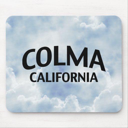 Colma California Mousepad