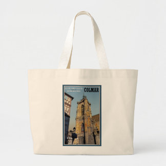 Colmar - St Martins Church Tote Bag