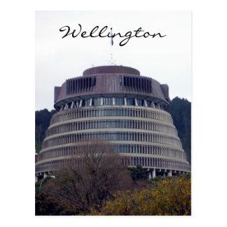colmena de la abeja de Wellington Postal