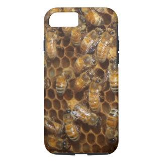 Colmena de la abeja funda iPhone 7