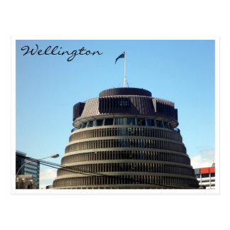 colmena Wellington superior Postales