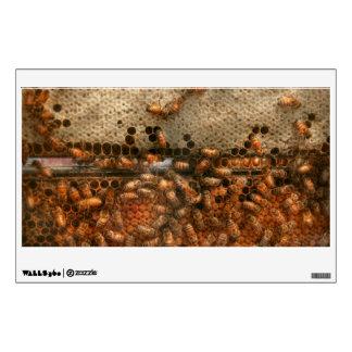 Colmenar - abeja - éxito dulce