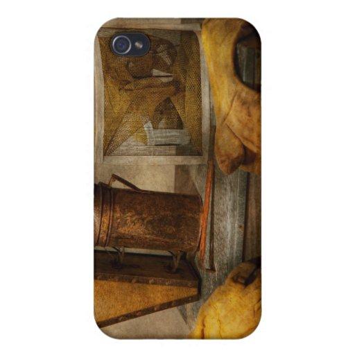Colmenar - el apicultor iPhone 4 cobertura