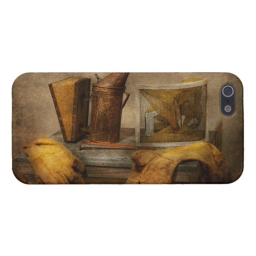 Colmenar - el apicultor iPhone 5 funda