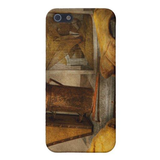Colmenar - el apicultor iPhone 5 cárcasa
