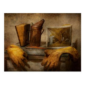 Colmenar - el apicultor tarjetas postales