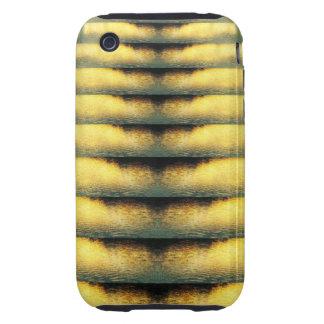 Colmenas de la abeja carcasa though para iPhone 3