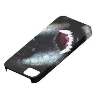 Colmillos iPhone 5 Case-Mate Carcasa