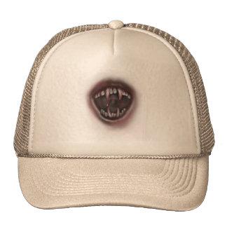 colmillos gorras de camionero