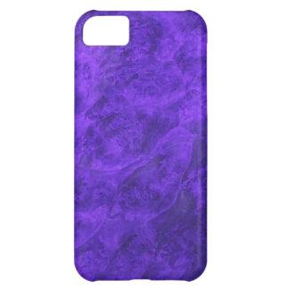 Colmillos ocultados en caja púrpura del iPhone de  Carcasa iPhone 5C