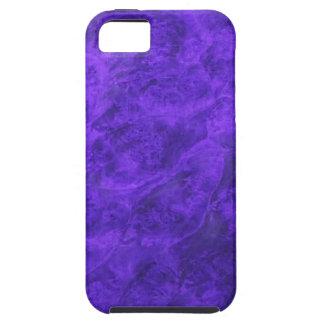 Colmillos ocultados en caja púrpura del iPhone de Funda Para iPhone SE/5/5s