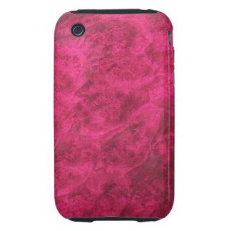 Colmillos ocultados en caso del iPhone 3 de la Carcasa Resistente Para iPhone